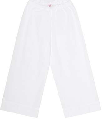 Il Gufo Cotton gabardine pants