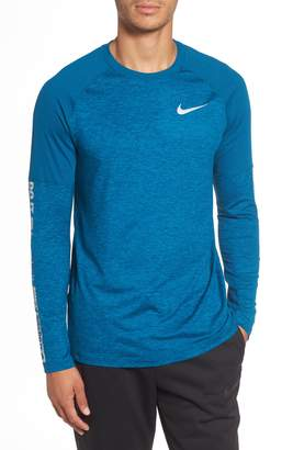 Nike Dry Element Long Sleeve Running Shirt