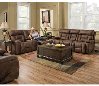 Loon Peak Pledger Reclining Configurable Living Room Set