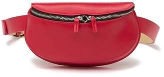 Free Press Zipper Belt Bag