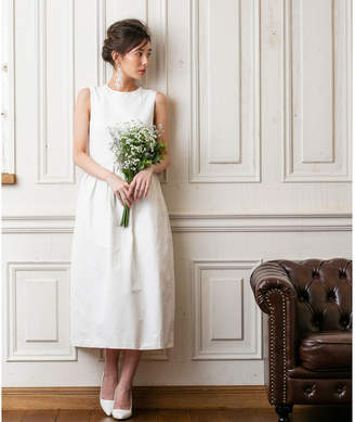 form forma 【kaene】ノースリーブ ロングウェディングドレス