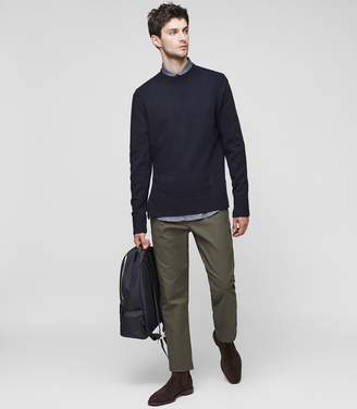 Reiss Witham Crew-Neck Jumper