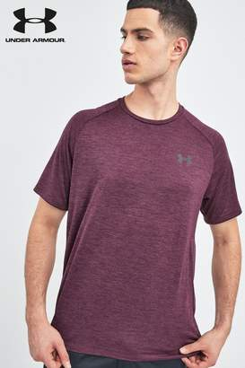 Under Armour Mens Tech Tee - Purple
