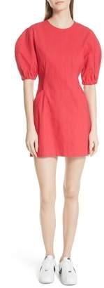 A.L.C. Valenti Puff Sleeve Dress