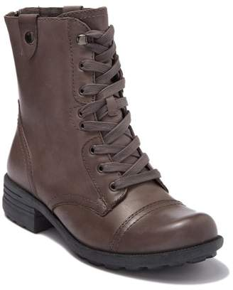 Rockport Bethany Leather Combat Boot