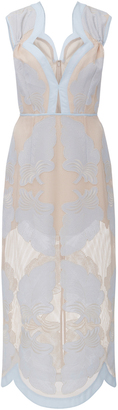 Alice McCall Who's That Girl Midi Dress $390 thestylecure.com