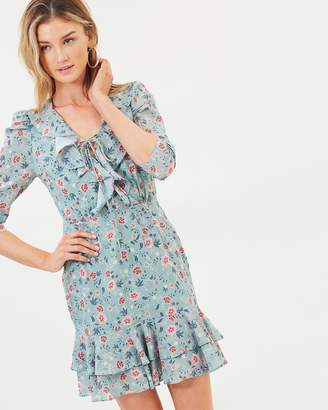 Cooper St Peaseblossom Fitted Mini Dress
