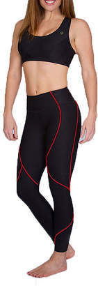 COMFORTWEAR BY MARENA Comfortwear By Marena Firm Control Full-Length Compression Leggings