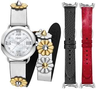 Fendi Timepieces Selleria F8097345U8B6D1 Watches