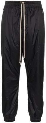 Rick Owens drawstring nylon track pants
