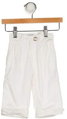 Chloé Girls' Cuffed Pants