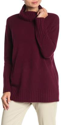 THE CASHMERE PROJECT Cashmere Turtleneck Tunic Sweater