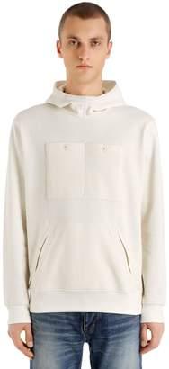 G Star G-Star Hooded Military Sweatshirt