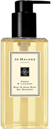 Jo Malone Amber & Lavender Body & Hand Wash, 250ml