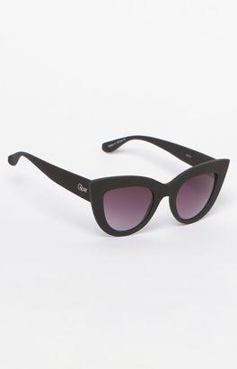 Quay Kitti Cat-Eye Sunglasses $50 thestylecure.com