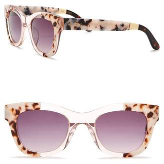 Toms Chelsea 50mm Square Sunglasses