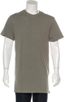 Fear Of God FOG Longline T-Shirt w/ Tags