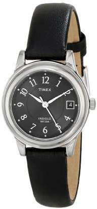 Timex Women's T29291 Porter Street Leather Strap Watch