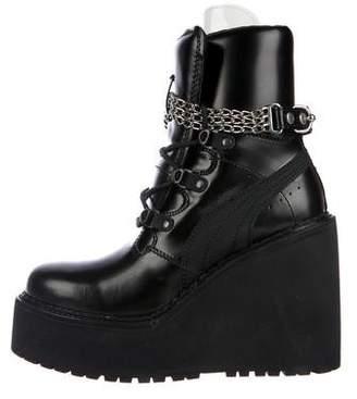 FENTY PUMA by Rihanna Platform Wedge Boots