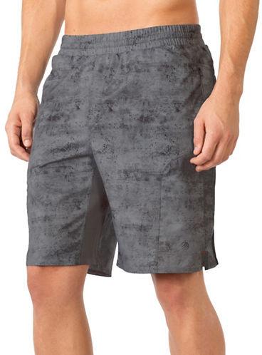Mpg Elect Printed Shorts