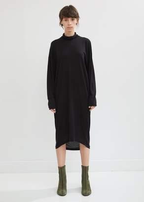 Acne Studios Turtleneck Jersey Dress