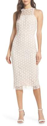 Cooper St Karlie Lace Midi Dress