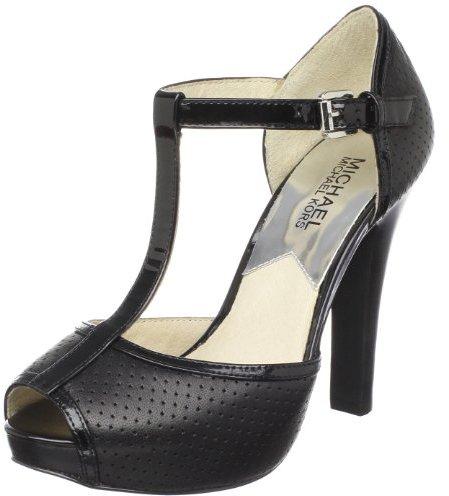 MICHAEL Michael Kors Women's Clare T-Strap Sandal
