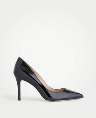 Ann Taylor Mila Patent Leather Pumps