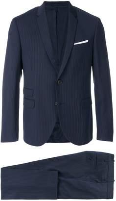 Neil Barrett pinstripe two piece suit
