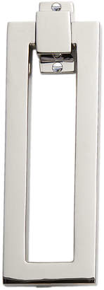 Rejuvenation Modern Rectangle Door Knocker