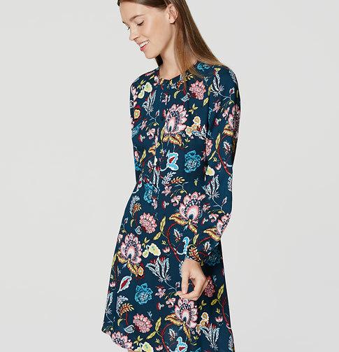 Garden Shirtdress