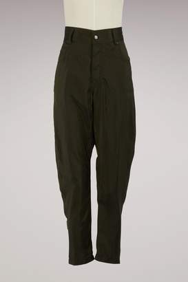 Haider Ackermann Pin striped trousers