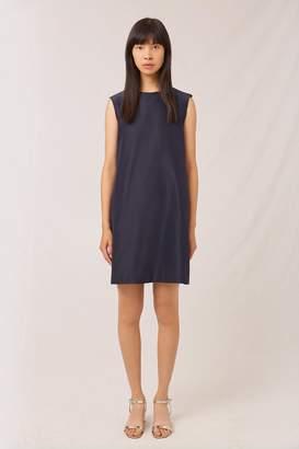 Mansur Gavriel Taffeta Mini Dress - Blu