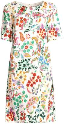 Etro Paisley Tunic Dress