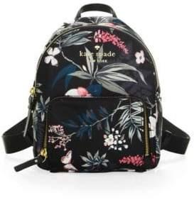 Kate Spade Watson Lane Botanical Small Hartley Backpack