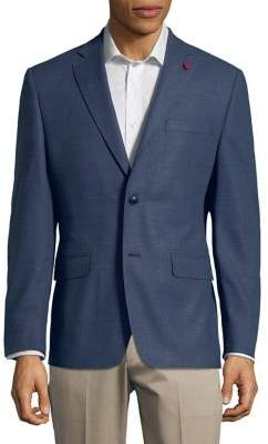 TailoRED Textured Stretch Sportcoat