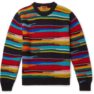 Missoni Striped Wool Sweater