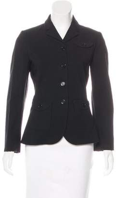 Prada Casual Button-Up Jacket
