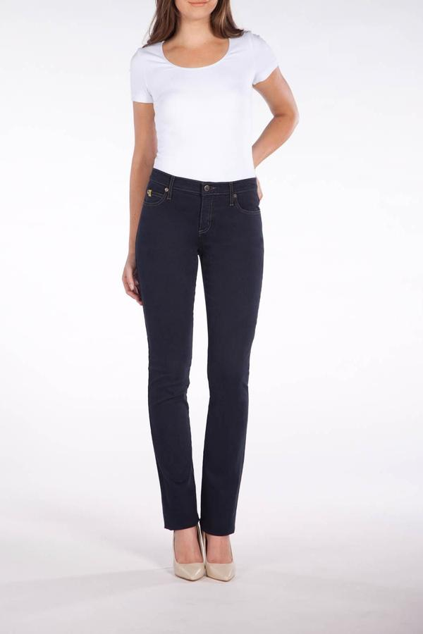 Second Yoga Jeans Straight Yoga Jean