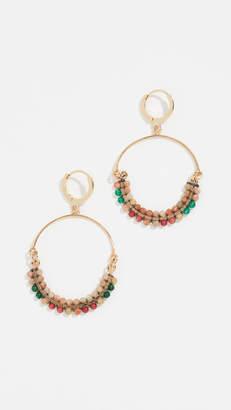 Isabel Marant Boucle Embellished Earrings