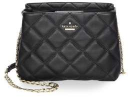 Kate Spade New York Emerson Place Jenia Quilted Leather Shoulder Bag