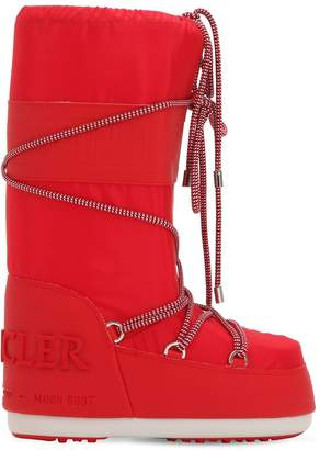 Moncler Saturne Moon Boots High