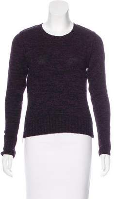 Autumn Cashmere Long Sleeve Knit Sweater