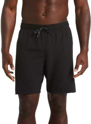 Nike Men's Solid Vital 7-inch Volley Shorts