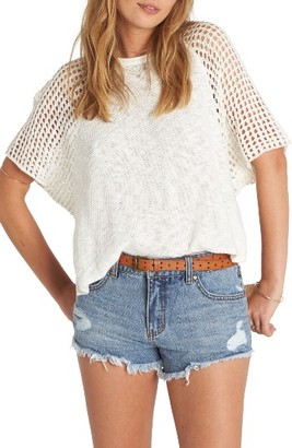 Women's Billabong Island Castaway Knit Top $54.95 thestylecure.com