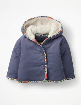 Boden Cosy Cord Coat