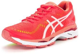 Asics Gel-Kayano 23 Running Shoe - Pink/White