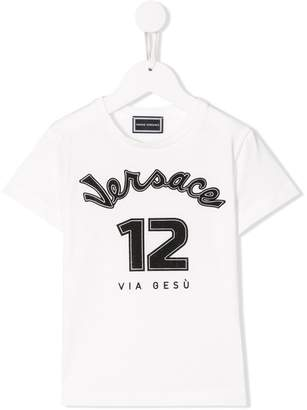8d63f570 Versace White Clothing For Kids - ShopStyle Canada