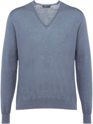 Prada v-neck jumper