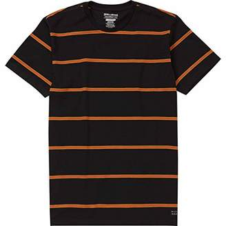 Billabong Men's Die Cut Stripe Short Sleeve Top